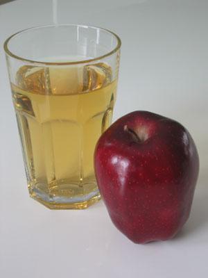 Fruit vs. fruit juice