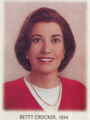 Betty Crocker circa 1996