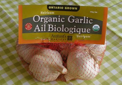 organicgarlicontario
