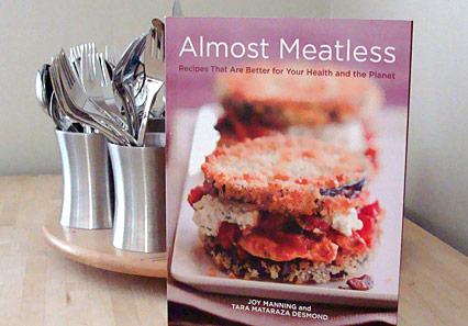 AlmostMeatlessCookbook