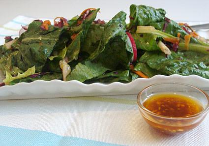 SaladDressingSpicyKorean