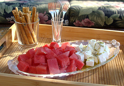 watermelonfetaappetizer